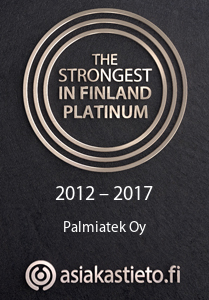The strongest in finland platinum 2012-2017