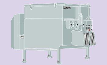 Palmia industrial meat mixer